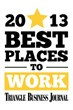 Triangle Business Journal named Automated Insights a Best Place to Work in the Triangle.