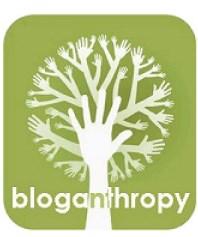 Bloganthropy logo