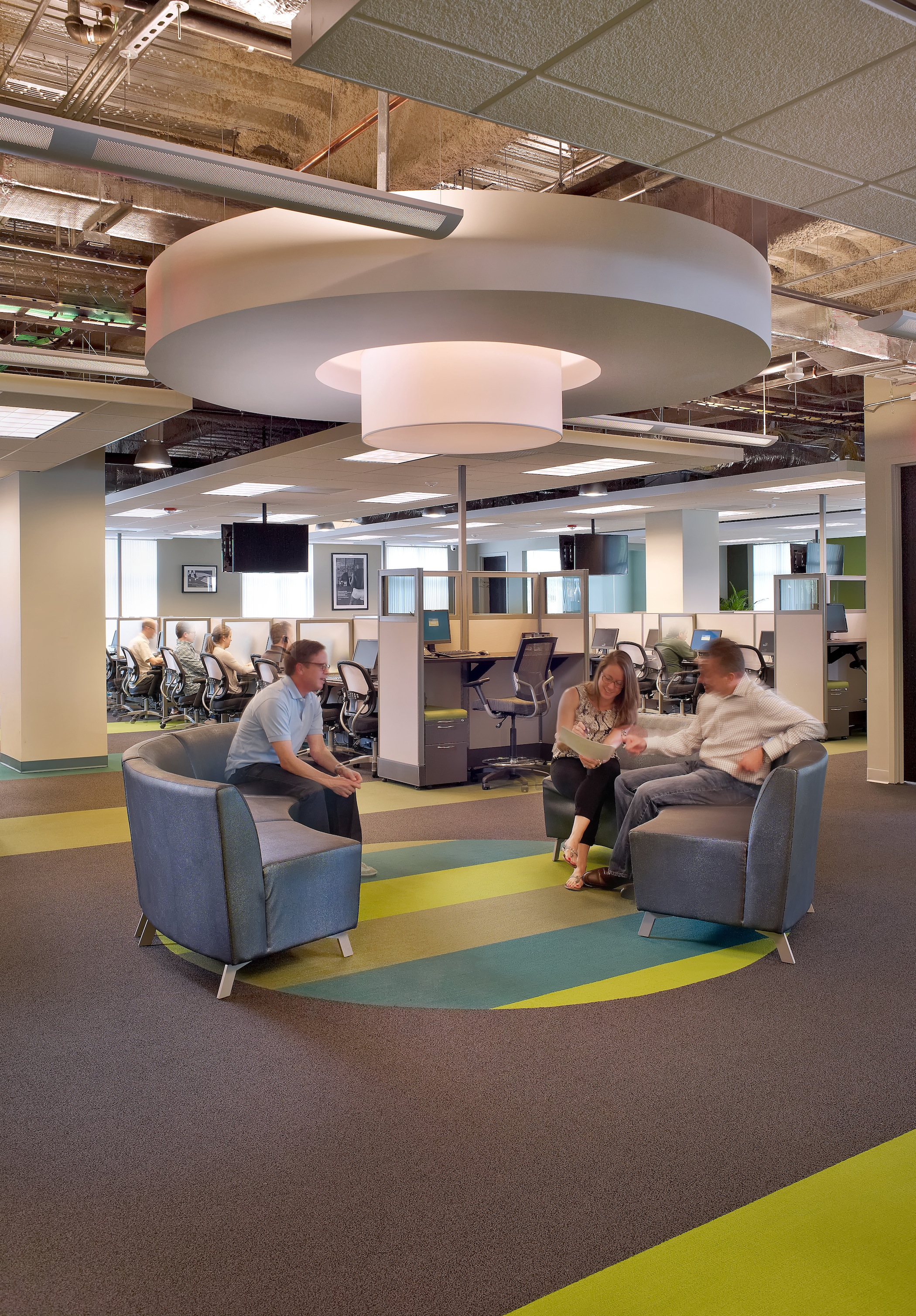 ADD Inc Creates a Modern, Communal Environment for Inktel Contact ...
