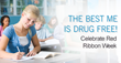 ANY LAB TEST NOW® Promotes Drug-Free Lifestyle during Red Ribbon...