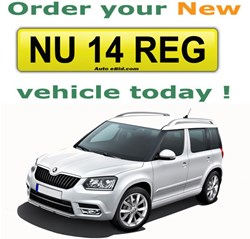 New 2014 14 reg Skoda Yeti deals