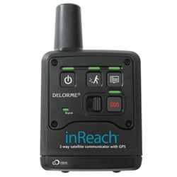 DeLorme inReach Satellite Tracker