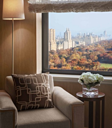 Jw Marriott Essex House New York Offers Guests Central