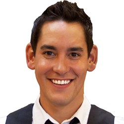 Sales Associate Evan Bliss, Climb Real Estate