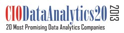 CIO Review Selects Talent Analytics, Corp. for CR Data Analytics 20