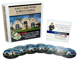 Fast Cash With Foreclosures