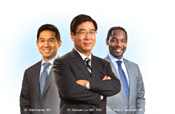 Dr. Rae Aranas, Dr. Kaixuan Liu, Dr. Daveed Frazier