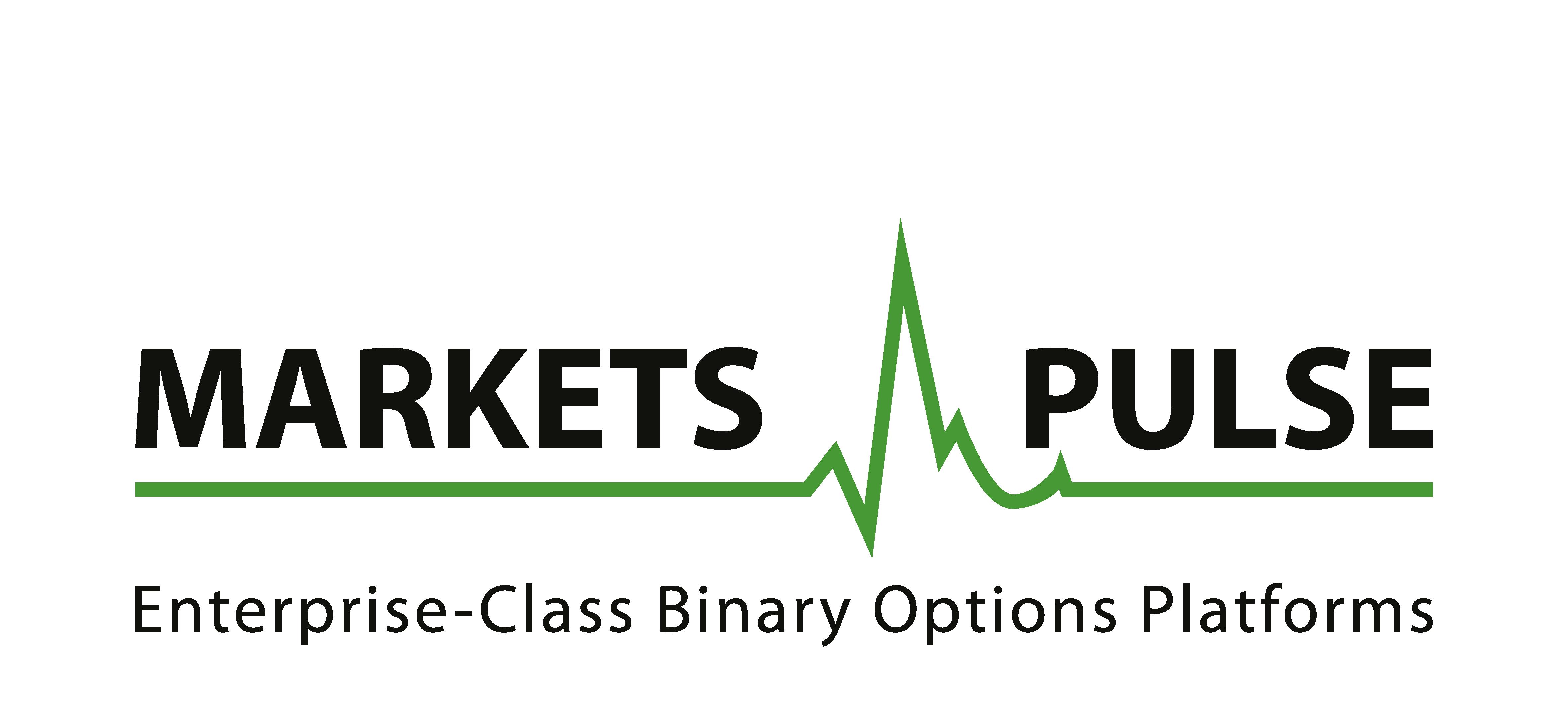 Binary options markets world