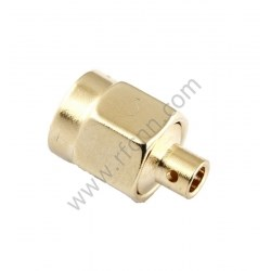 SMA Male reverse polarity Crimp for RG405 RF Connector