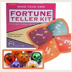 Halloween Fortune Teller Party Bag