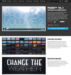 Final Cut Pro X Effects and Plugins, Pixel Film Studios, FCPX Text and Titles, PRODROP