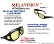 Sleep enhancing qualities of MPF lenses, available at DebSpecs.com