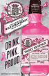 Drink. Pink. Proud. with Sweet Revenge this October!