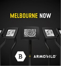 Armodilo + Policy Booth / Melbourne Now
