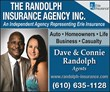 The Randolph Insurance Agency Gets Word Out About ALS Fundraiser