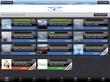 URPT iPad App Menu