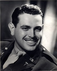 First Lieutenant Noel J. Wiener of SHEAF