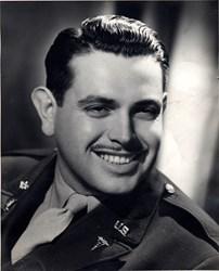 First Lieutenant Noel J. Wiener of SHEAF