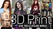 "OASAP ""3D Print"" Women Clothing, Bringing a Lifelike World to Fashion..."