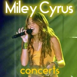 Miley Cyrus Tickets
