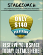 Stagecoach Ticket Sweepstakes: Emerald Desert RV Resort Partners...