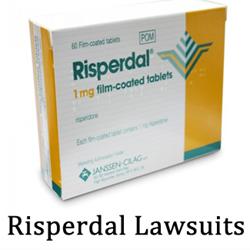 Risperdal gynecomastia lawsuits
