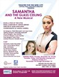New Musical, Samantha and the Glass Ceiling, to Premiere in New York...
