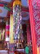 Inside Jangchub Jong Temple, near Gopalpur, Himachal Pradesh