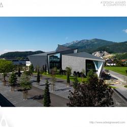 Jansen Campus by Davide Macullo