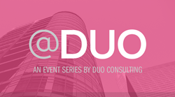 Next @Duo free seminar is October 22 from 6PM to 8PM