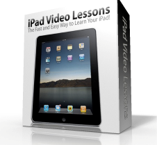 Newly Updated iPad Video Lessons by iPad Pete
