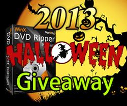 2013 Halloween Giveaway