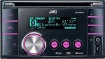 Image of JVC 4 x 50 Watts Dual USB/CD Receiver