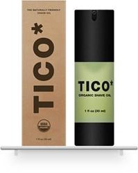 TICO* Organic Shave Oil