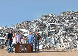 Gold Metal Recyclers' owners and management