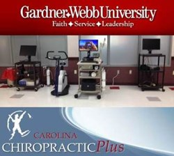 Shelby, NC Chiropractor - Gardner-Webb University Carolina Chiropractic Plus Human Performance Laboratory