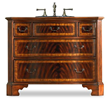 Cole and Co Bathroom Vanity Bishop Sink Chest 11.22.275546.12