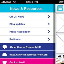 Zero Above Cancer Research App