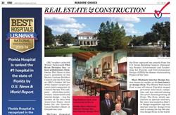 Orlando Business Journal's 2013 Readers' Choice Award