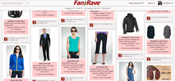FansRave® Website