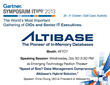 Altibase to Showcase the Extreme Performance and Flexibility of its...