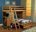 Image of the Calvin Bunk Bed Set