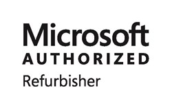CRS  is a Microsoft Authorized Refurbisher