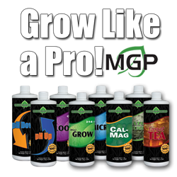 MyGrowPonics hydroponic nutrients and supplements.