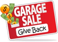 Helping the Community One Garage Sale at a Time