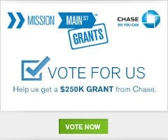 Chase Mission Main Street Grants Logo
