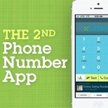 temporary phone number, second number, private phone number, anonymous number, fake number, second phone number, disposable number