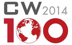 2014 CW 100 Award Logo