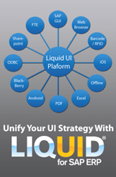 Embrace Bring Your Own Device (BYOD) with Synactive Liquid UI for iOS