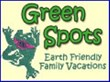 Seeing Green - Best Ever,  Earth Friendly Family Vacation Ideas